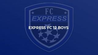 Express FC 12 Boys