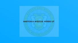 Harton & Westoe Vipers U7