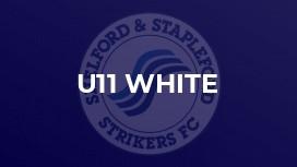U11 White