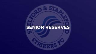 Senior Reserves