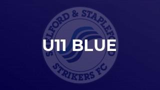 U11 Blue