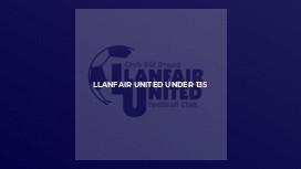 Llanfair United Under 13s