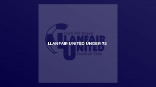 Llanfair United Under 7s