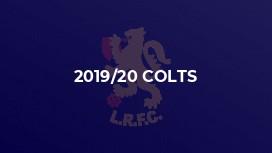 2019/20 Colts
