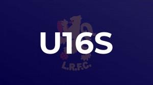 U16s Win away v Oadby Wyggs 0-40