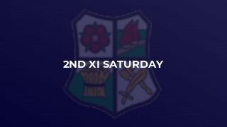 2nd XI Saturday