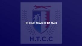 Hinckley Town CC 1st Team