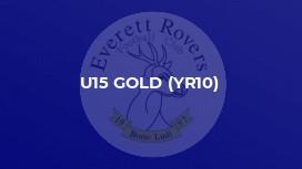 U15 Gold (YR10)