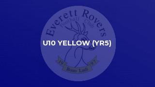 U10 Yellow (YR5)