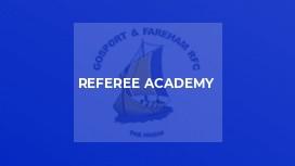 Referee Academy
