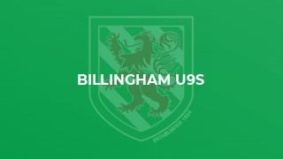 Billingham U9s