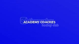 Academy Coaches