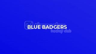 Blue Badgers