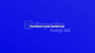 Timperley Mini Under 10s