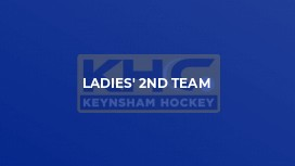 Ladies' 2nd Team