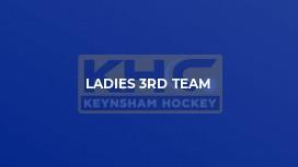Ladies' 3rd Team