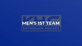 Men's 1st Team