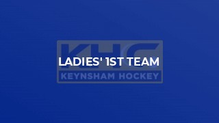 Ladies' 1st Team