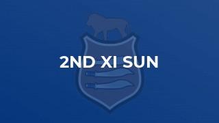 2nd XI Sun