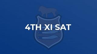 4th XI Sat