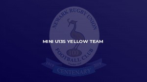 u13 Yellow vs Lincoln