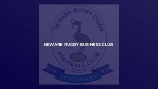 NEWARK RUGBY BUSINESS CLUB