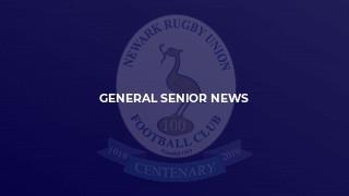 GENERAL SENIOR NEWS