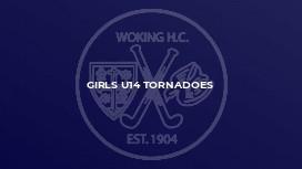 Girls U14 Tornadoes