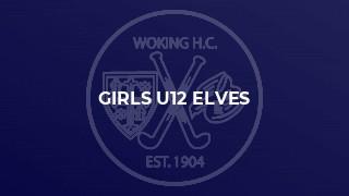 Girls U12 Elves