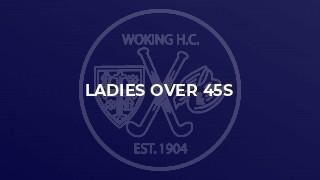 Ladies Over 45s