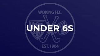 Under 6s