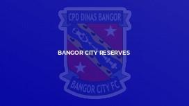 Bangor City Reserves