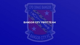 Bangor City First Team
