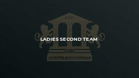 Ladies Second Team