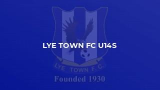 Lye Town FC U14s