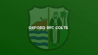 Oxford RFC Colts