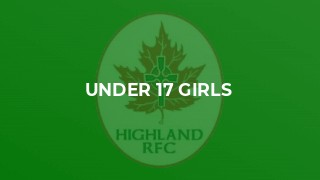 U17 Women vs North Halton