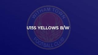 u15s yellows b/w