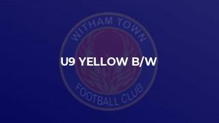 u9 yellow b/w