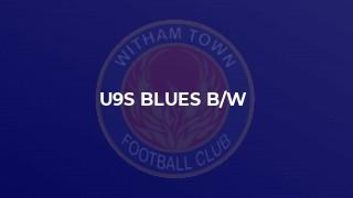 u9s blues b/w