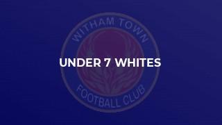 under 7 whites
