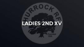 Ladies 2nd XV