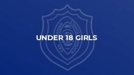 Under 18 Girls