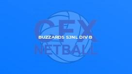 Buzzards SJNL DIV B