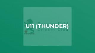 U11 (Thunder)