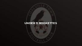 Under 11 Rookettes