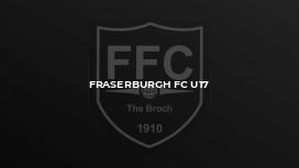 Fraserburgh FC U17