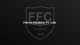 Fraserburgh FC U20