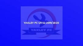 Yaxley FC U11s2 2019/2020