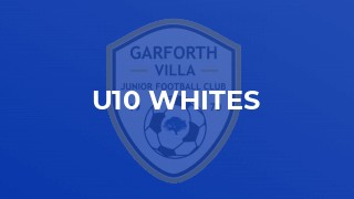 U10 Whites